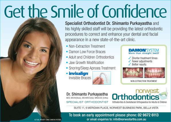 Advertising for Orthodontic practice